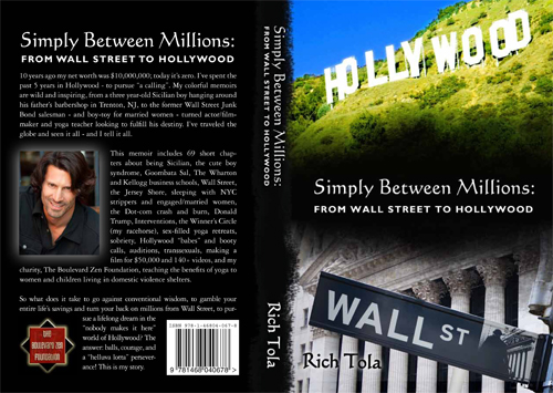 Simply Between Millions: From Wall Street to Hollywood