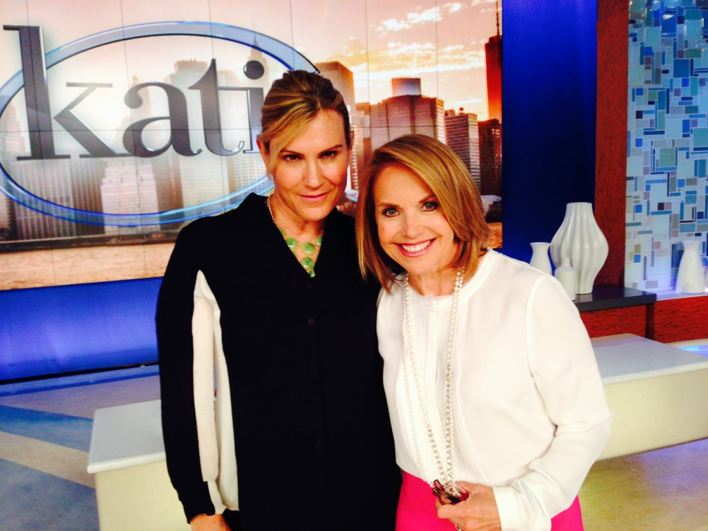 Tola Talks' with Celebrity Fitness Trainer & Personality, Katy Kaehler (and Katie Couric)