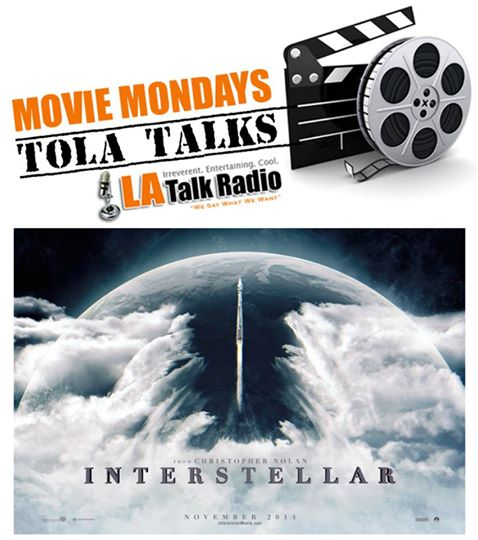 Movie Mondays Interstellar