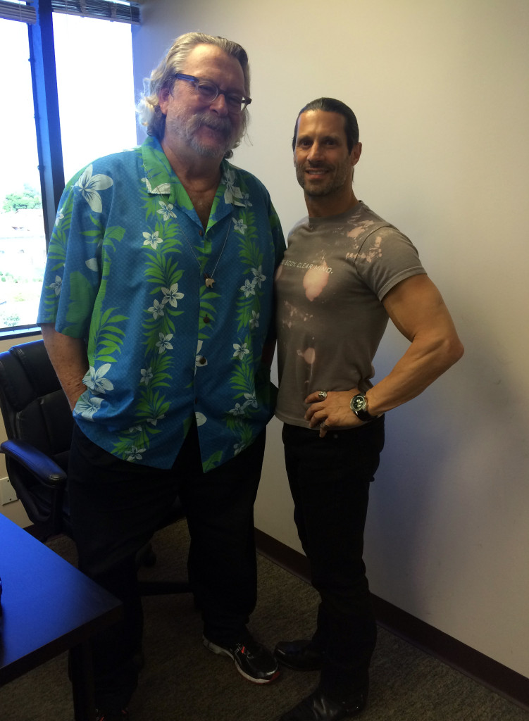 Tola Talks' Rich Tola and Adult Entertainment legend and Hall of Famer, Bill Margold